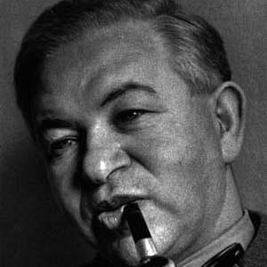 Architect Arne Jacobsen - age: 69