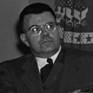 Scientist Edward Condon - age: 72