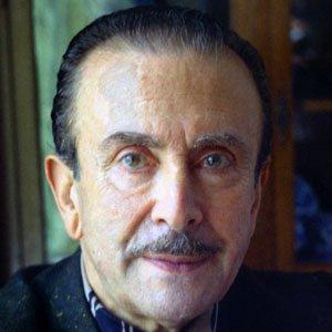 Pianist Claudio Arrau - age: 88