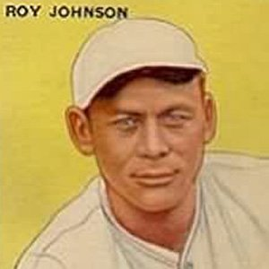 baseball player Roy Johnson - age: 70