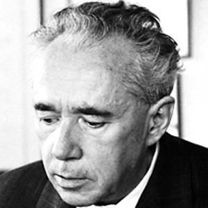Scientist Giulio Natta - age: 76