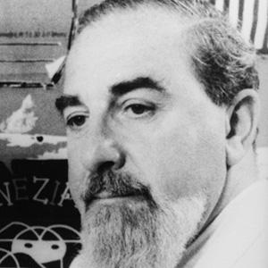 Cartoonist Al Hirschfeld - age: 99