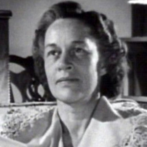 Movie actress Anne Revere - age: 87