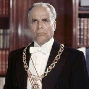 World Leader Habib Bourguiba - age: 96