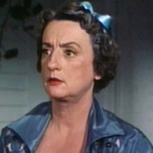 Movie actress Mildred Natwick - age: 89