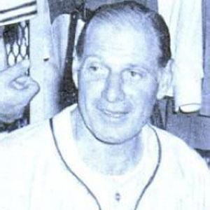 Coach Leo Durocher - age: 86
