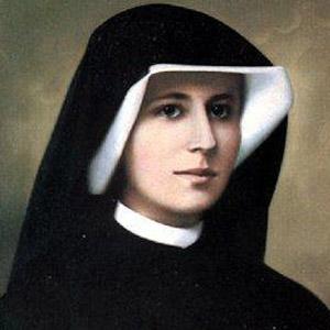 Religious Leader Mary Faustina Kowalska - age: 33