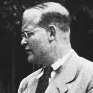 Philosopher Dietrich Bonhoeffer - age: 39