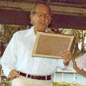 Poet Jose Coronel Urtecho - age: 88
