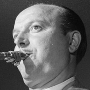 Saxophonist Bud Freeman - age: 84