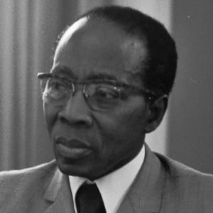 Politician Leopold Sedar Senghor - age: 95