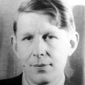 Poet WH Auden - age: 66