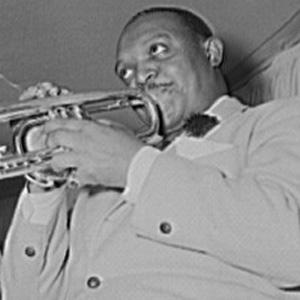 Trumpet Player Rex Stewart - age: 60