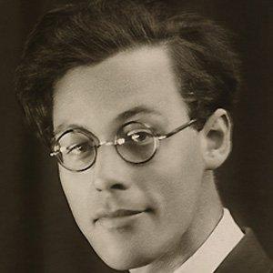 Poet Rolf Jacobsen - age: 86