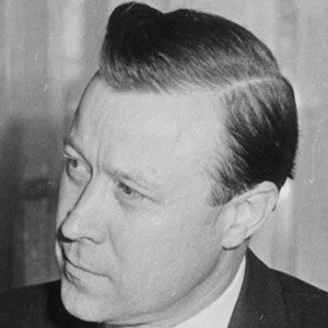 Activist Walter Reuther - age: 62