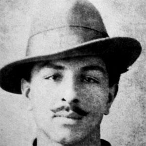 Civil Rights Leader Bhagat Singh - age: 23
