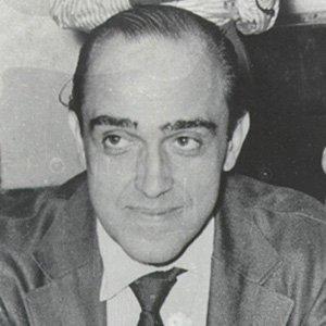 Architect Oscar Niemeyer - age: 104