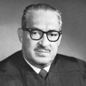Supreme Court Justice Thurgood Marshall - age: 84