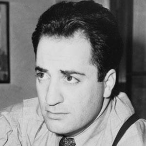Novelist William Saroyan - age: 72