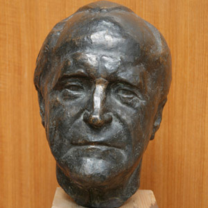 Composer Eugen Suchon - age: 84