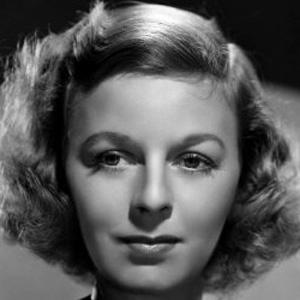 Movie actress Margaret Sullavan - age: 50