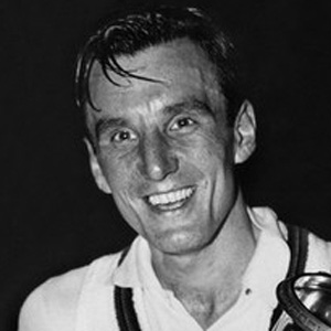 Male Tennis Player Fred Perry - age: 85