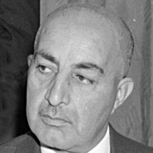 World Leader Mohammed Daoud Khan - age: 68