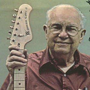 Entrepreneur Leo Fender - age: 81