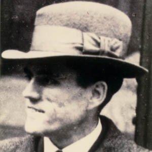 Philosopher Gerhard Gentzen - age: 35