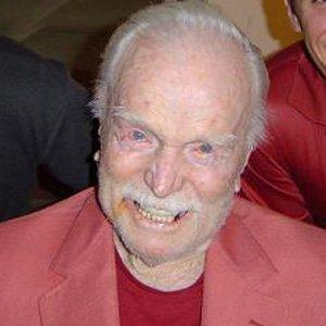Golfer Mike Austin - age: 95