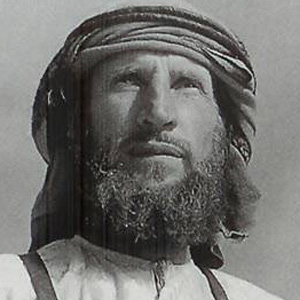 Explorer Wilfred Thesiger - age: 93