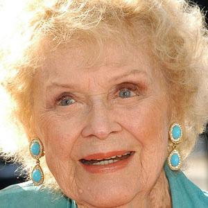 Movie actress Gloria Stuart - age: 100