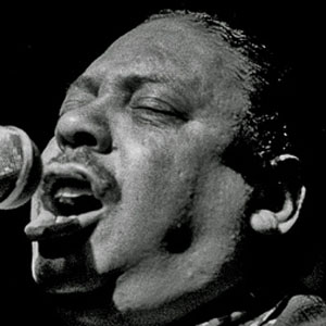 Rock Singer Big Joe Turner - age: 74