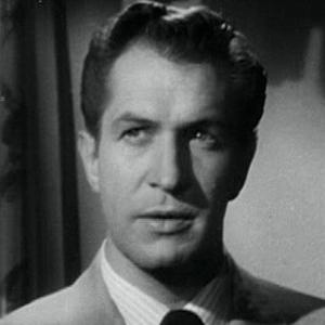 Movie Actor Vincent Price - age: 82
