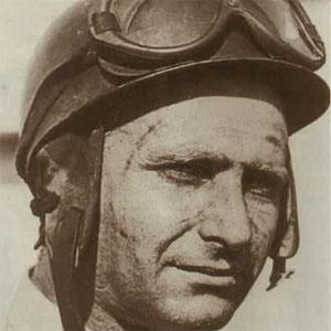 Race Car Driver Juan Manuel Fangio - age: 84