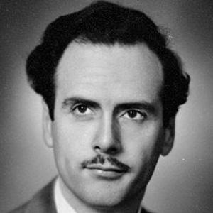 Novelist Marshall McLuhan - age: 69