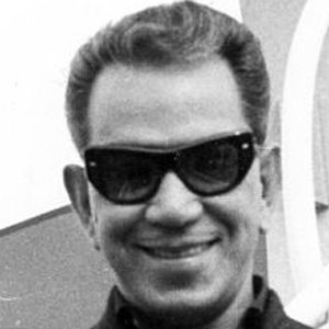 Movie Actor Cantinflas - age: 81