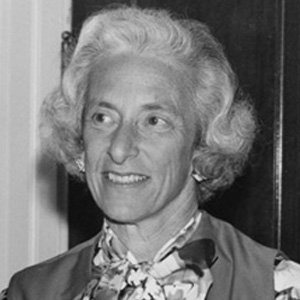 Historian Barbara Tuchman - age: 77
