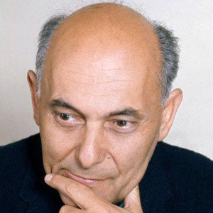 Pianist Georg Solti - age: 84