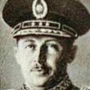 World Leader Alfredo Stroessner - age: 93