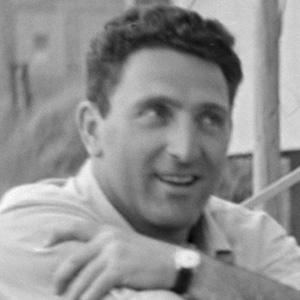 Playwright Irwin Shaw - age: 71