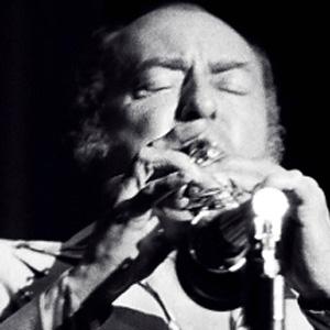 Saxophonist Woody Herman - age: 74
