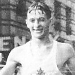 Runner Gerard Cote - age: 79