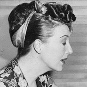 Stage Actress Gypsy Rose Lee - age: 56