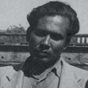 Poet Henry Reed - age: 72