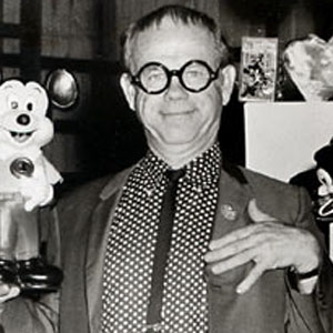 Cartoonist Ward Kimball - age: 88