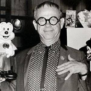 Cartoonist Ward Kimball - age: 88