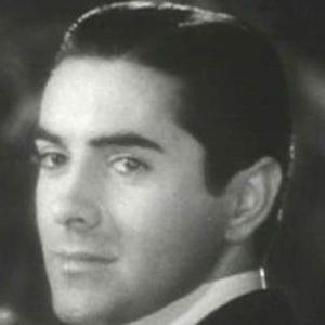 Movie Actor Tyrone Power - age: 44