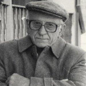 Painter Ivan Generalic - age: 77