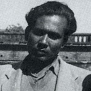 Painter Zainul Abedin - age: 61